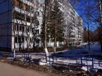 Samara, st Chelyuskintsev, house 13. Apartment house
