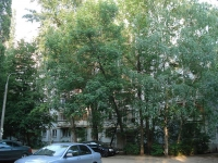 Samara, Chelyuskintsev st, house 17. Apartment house