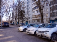 Samara, Chelyuskintsev st, house 17. Apartment house
