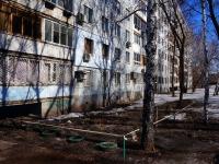 Samara, st Chelyuskintsev, house 17. Apartment house