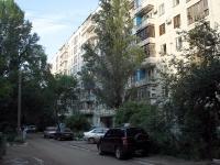 Самара, улица Челюскинцев, дом 23. многоквартирный дом