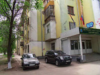 Samara, Chasovaya st, house 1. Apartment house