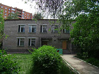 隔壁房屋: st. Chasovaya, 房屋 4. 口腔医院 ММУ Стоматологическая поликлиника №4