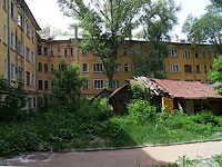 Samara, Chasovaya st, house 6. Apartment house
