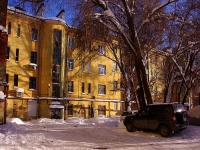 neighbour house: st. Chasovaya, house 1. Apartment house