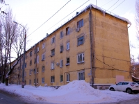 neighbour house: st. Chasovaya, house 3. Apartment house
