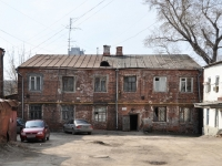 Samara, Aleksey Tolstoy st, house 12. Apartment house