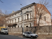 Samara, Aleksey Tolstoy st, house 15. vacant building