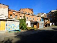 Samara, Aleksey Tolstoy st, house 37. Apartment house