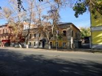 Самара, улица Алексея Толстого, дом 37. многоквартирный дом