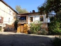 Самара, улица Алексея Толстого, дом 48. многоквартирный дом