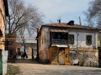 Samara, Aleksey Tolstoy st, house 48. Apartment house
