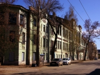 neighbour house: st. Aleksey Tolstoy, house 33. vacant building