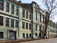 Samara, institute Самарский военно-медицинский институт СВМИ , Aleksey Tolstoy st, house 33
