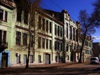 Самара, институт Самарский военно-медицинский институт СВМИ , улица Алексея Толстого, дом 33