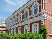 Самара, мечеть Самарская Историческая мечеть, улица Алексея Толстого, дом 61А