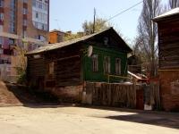 Самара, улица Алексея Толстого, дом 65. многоквартирный дом