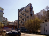 Samara, Aleksey Tolstoy st, house 72. Apartment house