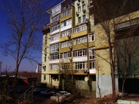 Samara, Aleksey Tolstoy st, house 76. Apartment house
