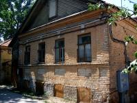 Самара, улица Алексея Толстого, дом 84. индивидуальный дом