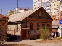 neighbour house: st. Aleksey Tolstoy, house 84. Private house