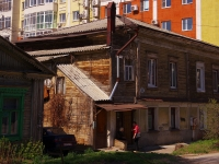 Samara, Aleksey Tolstoy st, house 88. Apartment house