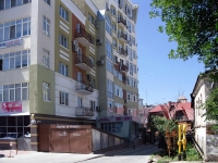 Samara, Aleksey Tolstoy st, house 100. Apartment house