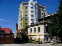 Samara, Aleksey Tolstoy st, house 102. Apartment house