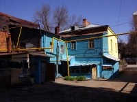 Samara, Aleksey Tolstoy st, house 110. Apartment house