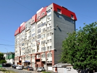Samara, Aleksey Tolstoy st, house 122. Apartment house