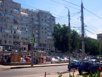 Самара, улица Алексея Толстого, дом 137. многоквартирный дом