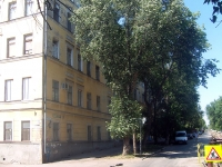 Samara, Aleksey Tolstoy st, house 2. Apartment house
