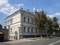 Samara, office building Торгово-промышленная палата, Aleksey Tolstoy st, house 6