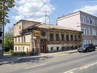 Самара, улица Алексея Толстого, дом 8. многоквартирный дом