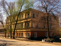 neighbour house: st. Aleksey Tolstoy, house 10. Apartment house