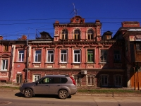 Samara, Aleksey Tolstoy st, house 21. Apartment house