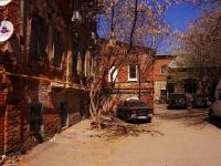 Самара, улица Алексея Толстого, дом 21. многоквартирный дом
