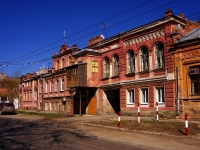 neighbour house: st. Aleksey Tolstoy, house 21. Apartment house