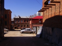 Самара, улица Алексея Толстого, дом 24. многоквартирный дом