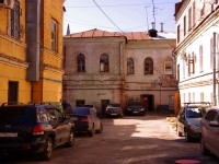 Самара, улица Алексея Толстого, дом 27. многоквартирный дом