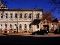 Samara, Aleksey Tolstoy st, house 27. Apartment house
