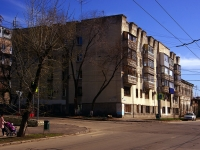 Samara, Aleksey Tolstoy st, house 29. Apartment house