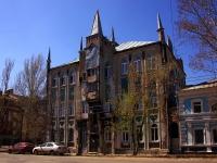 Samara, Apartment house Дом Субботиной-Мартинсон, Aleksey Tolstoy st, house 30