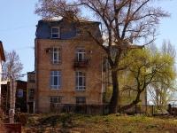 萨马拉市, 公寓楼 Дом Субботиной-Мартинсон, Aleksey Tolstoy st, 房屋 30