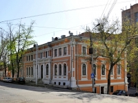Samara, Aleksey Tolstoy st, house 50. Apartment house