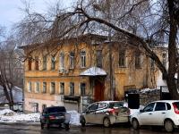 Самара, улица Венцека, дом 18. многоквартирный дом