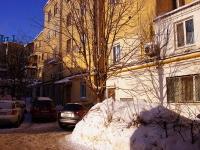 Самара, улица Венцека, дом 41/43. многоквартирный дом