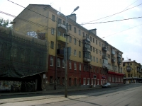 Samara, Ventsek st, house 47. Apartment house