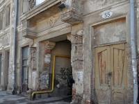 Самара, улица Венцека, дом 55А. многофункциональное здание
