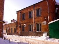 Samara, Ventsek st, house 62. Apartment house